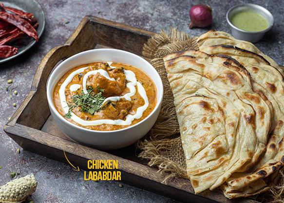 Chicken Lababdar final
